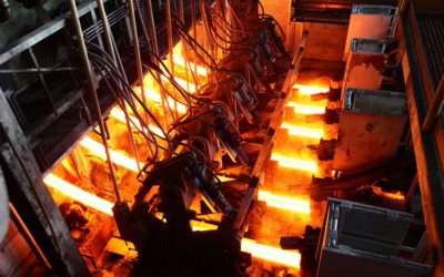 AI-driven management of industrial transformers in steel industry